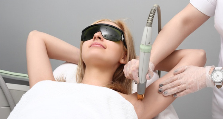 Easily Get Rid of Unwanted Hair with Laser